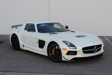 2014 Mercedes-Benz SLS Black Series