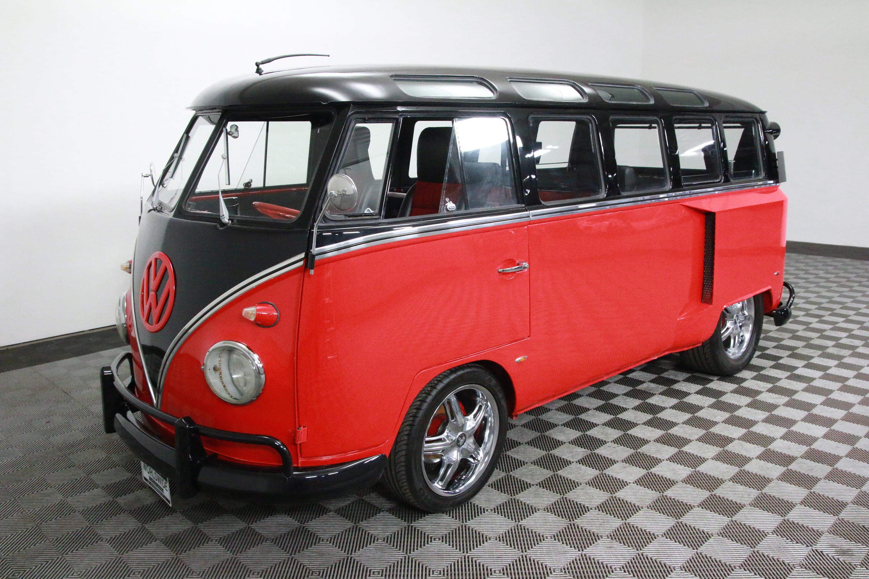 1966 Volkswagen 21 Window