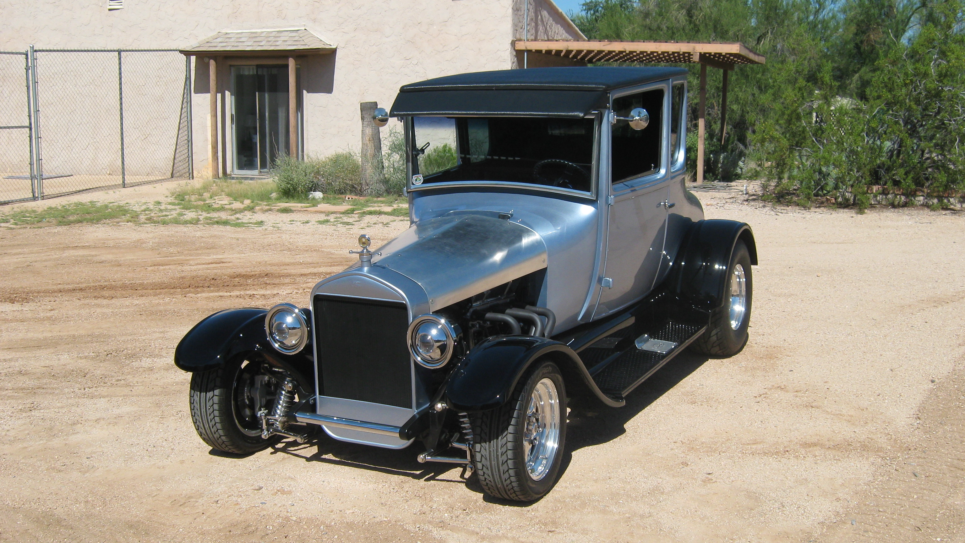 1927 Ford Coupe