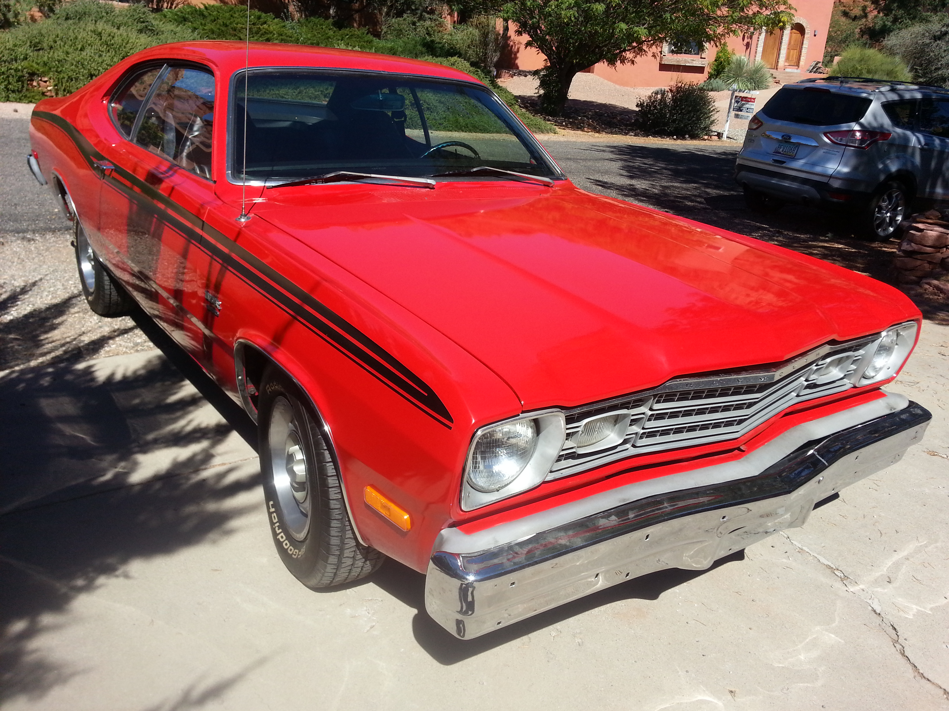 1975 Plymouth Duster 360