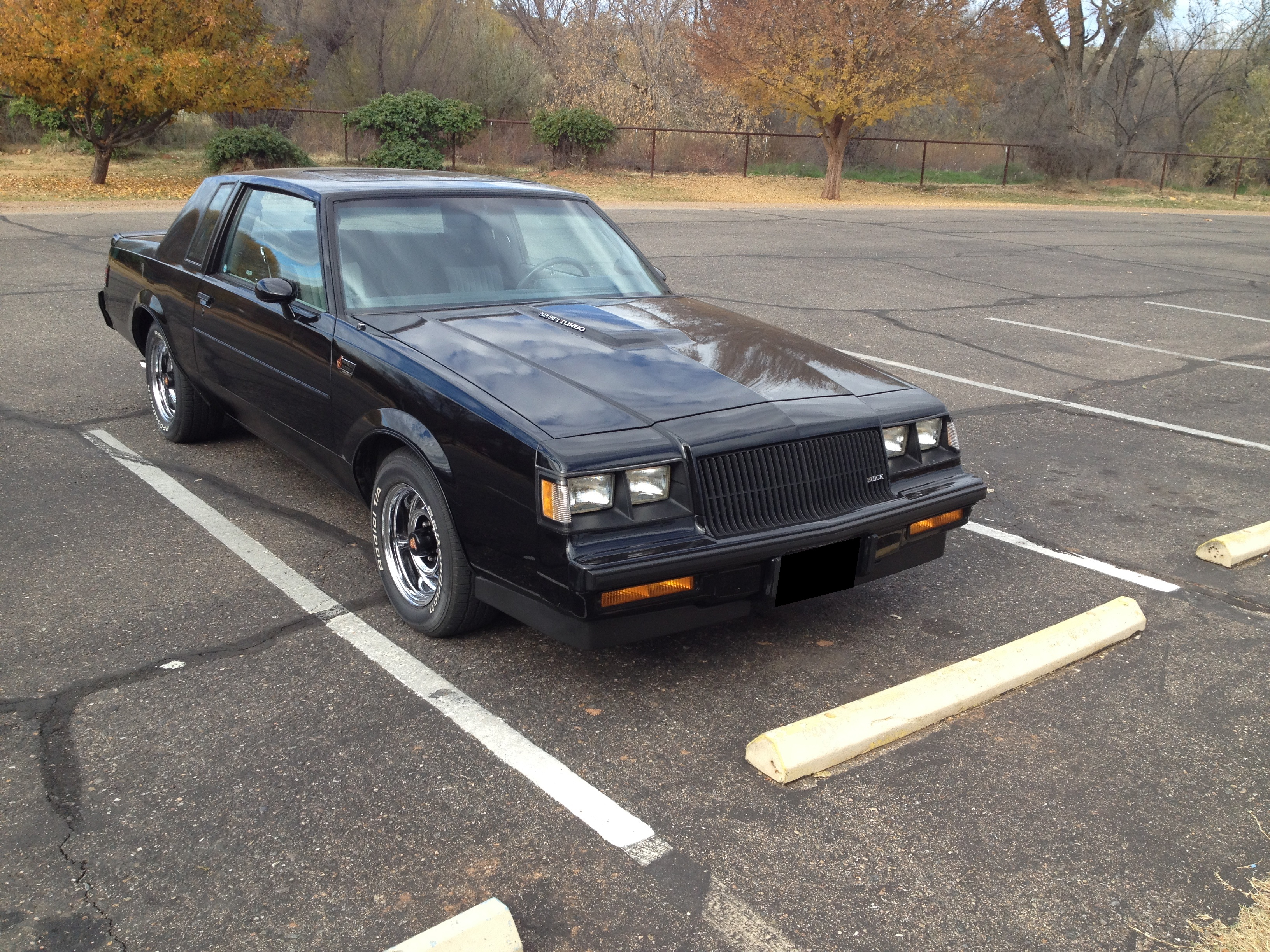 1987 Buick T Type Grand National