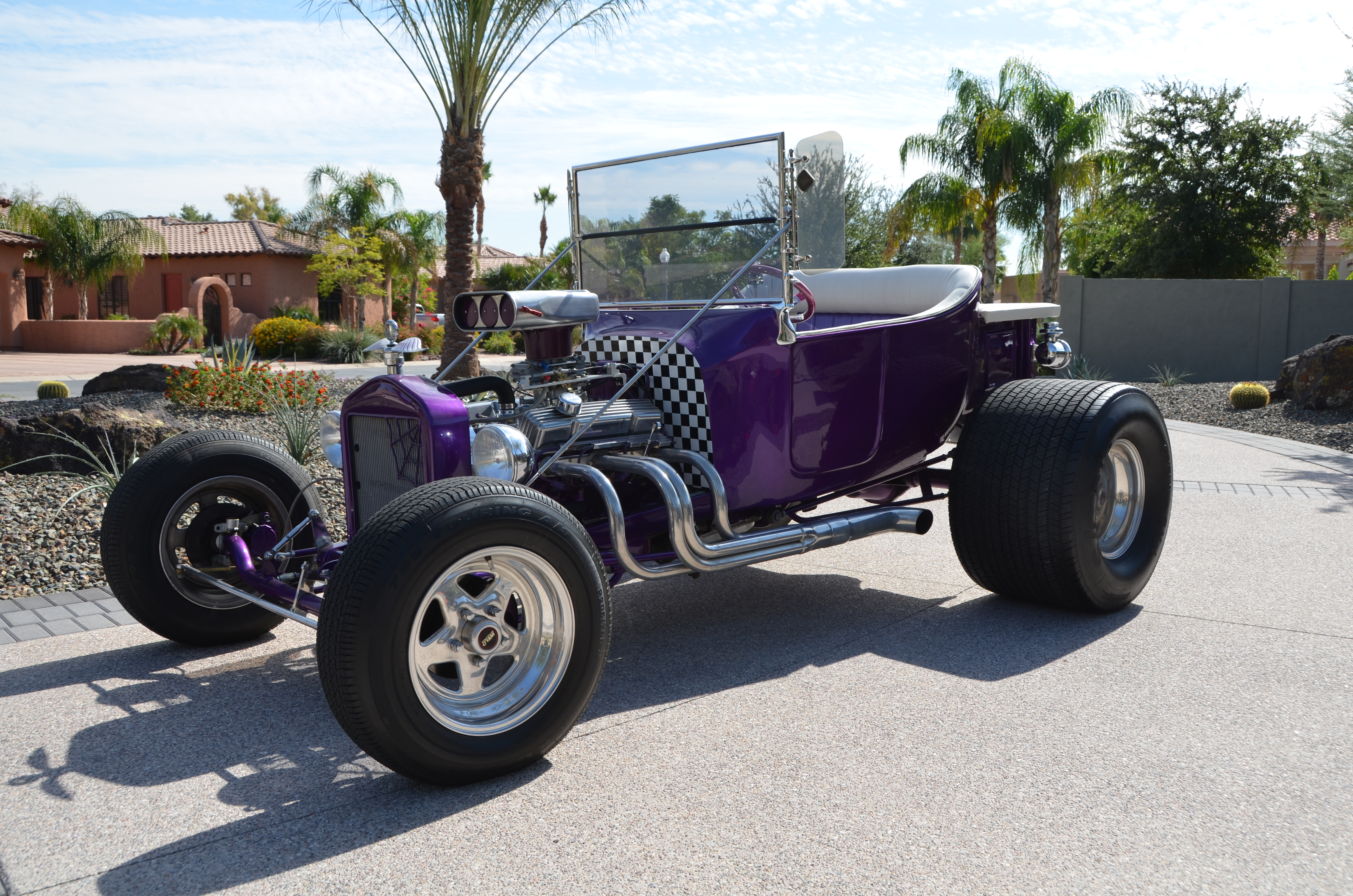 1927 Ford T-Bucket Coupe