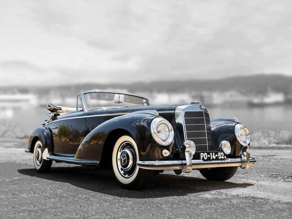 Featured-Mercedes-300 S Cabriolet A