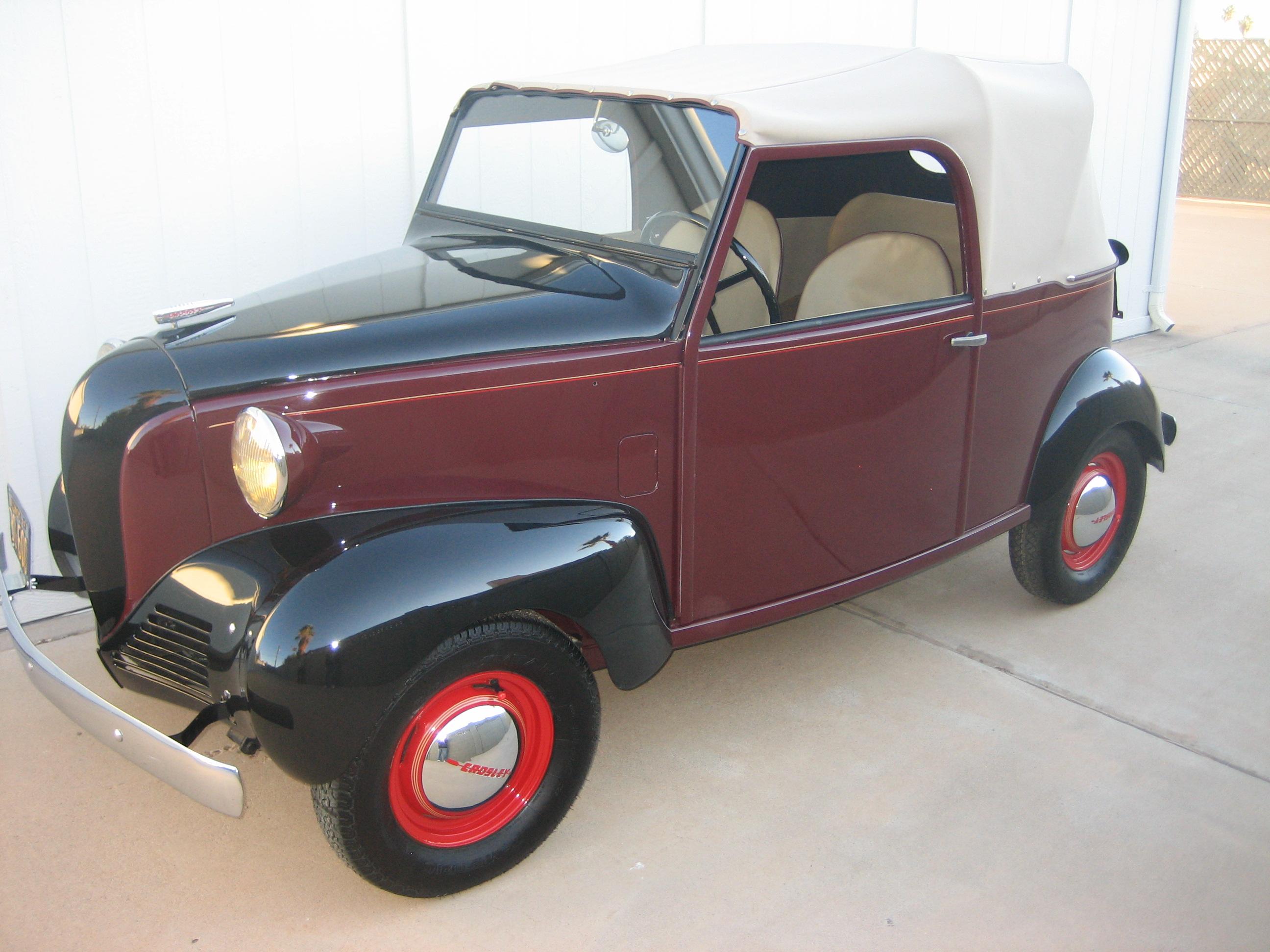 1939 Crosley Convertible