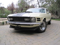 1970 Ford Mustang 428 Super Cobra Jet