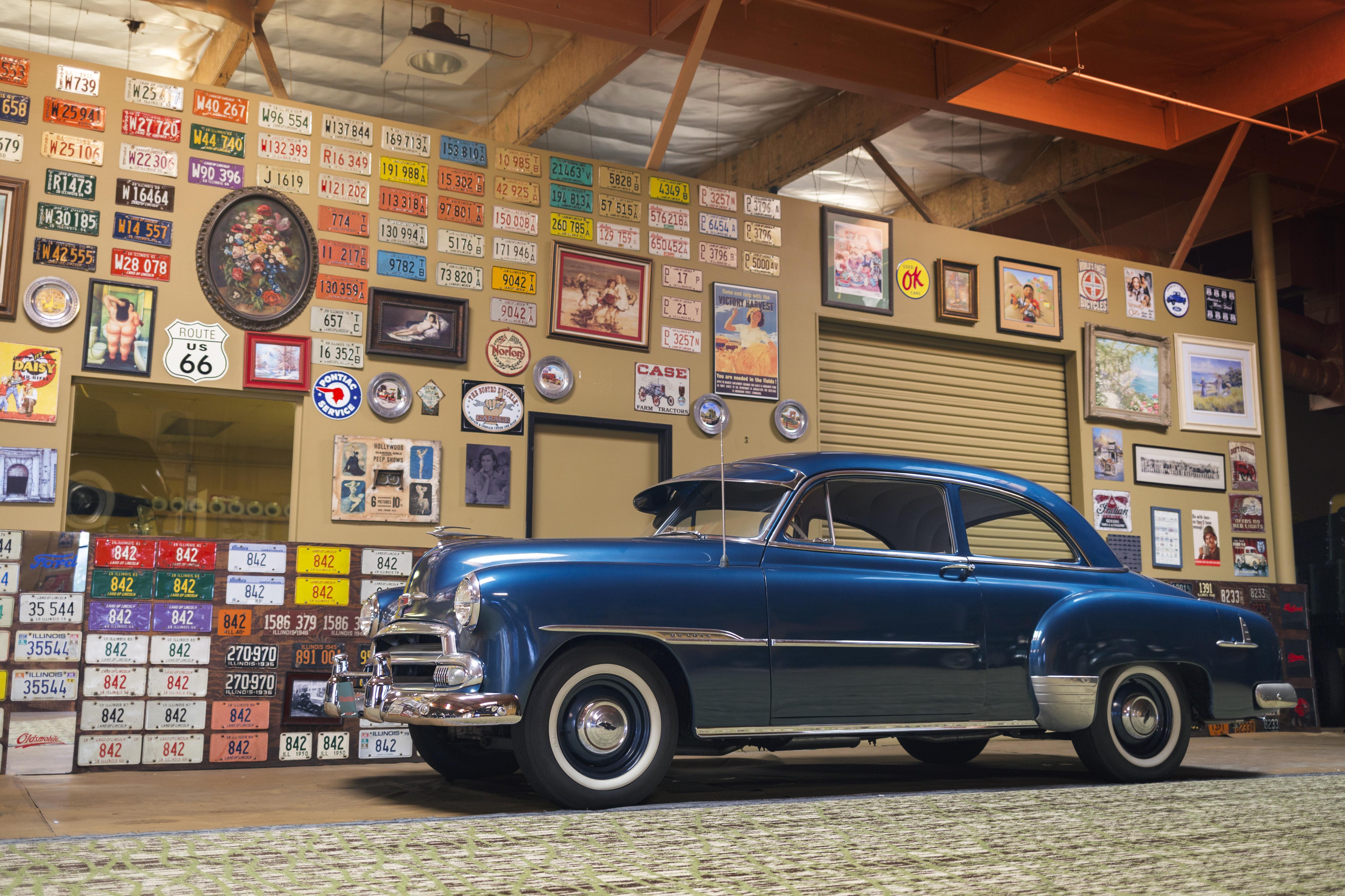 1951 Chevrolet Style Line