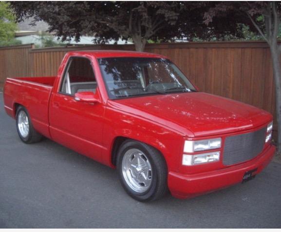 1992 Chevrolet C1500 454 SS