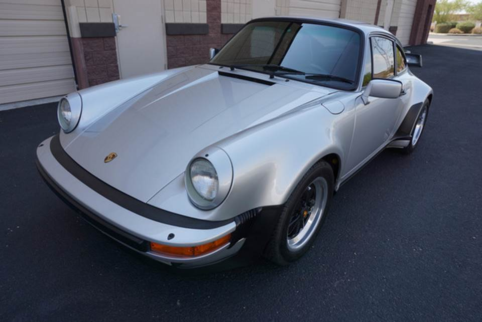 1986 Porsche 911  930 Turbo