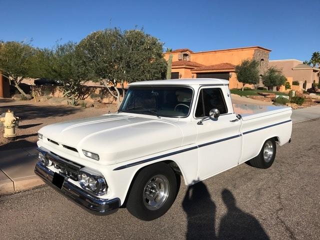 1966 GMC 1/2 Ton