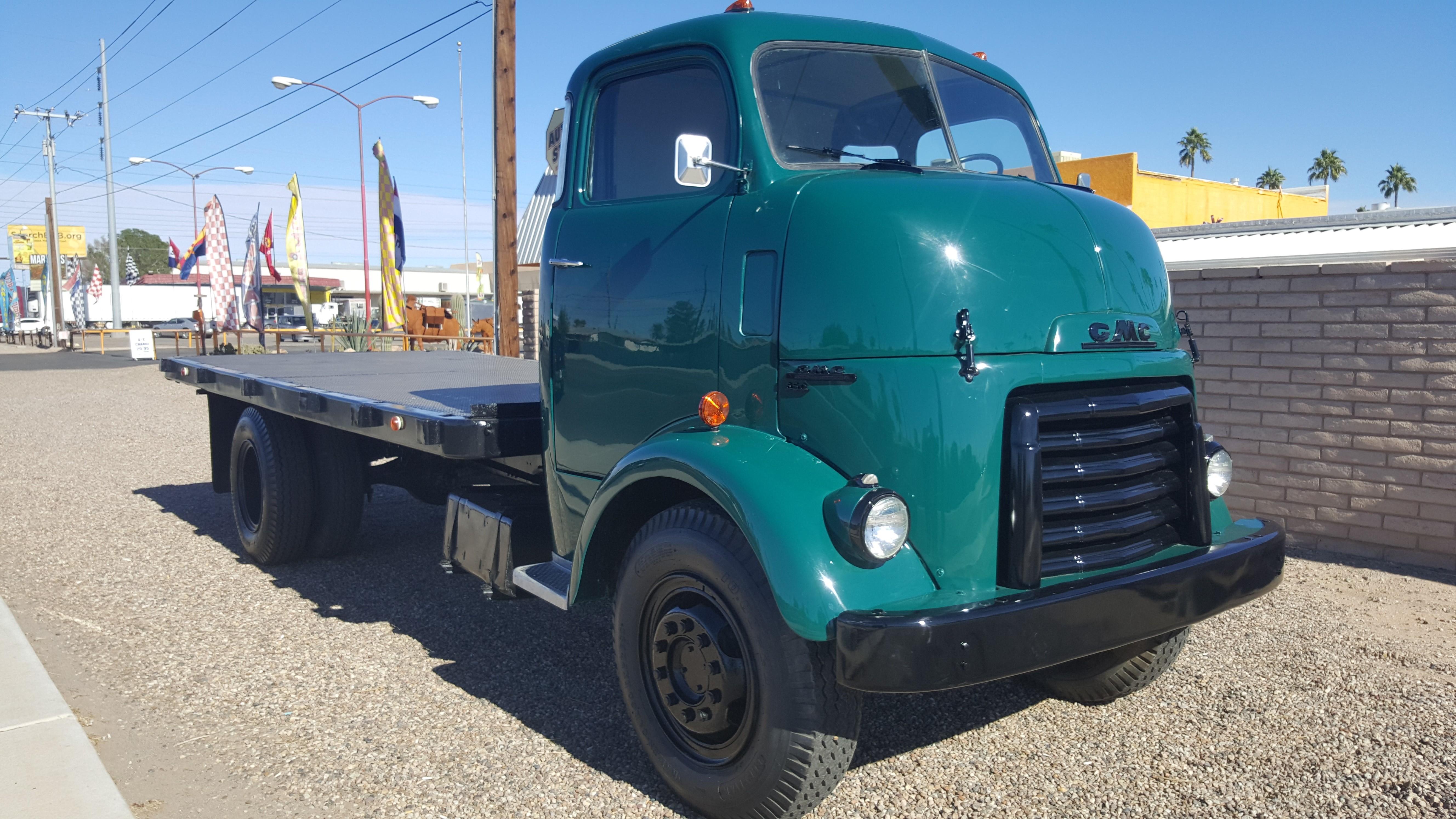 1950 GMC 650