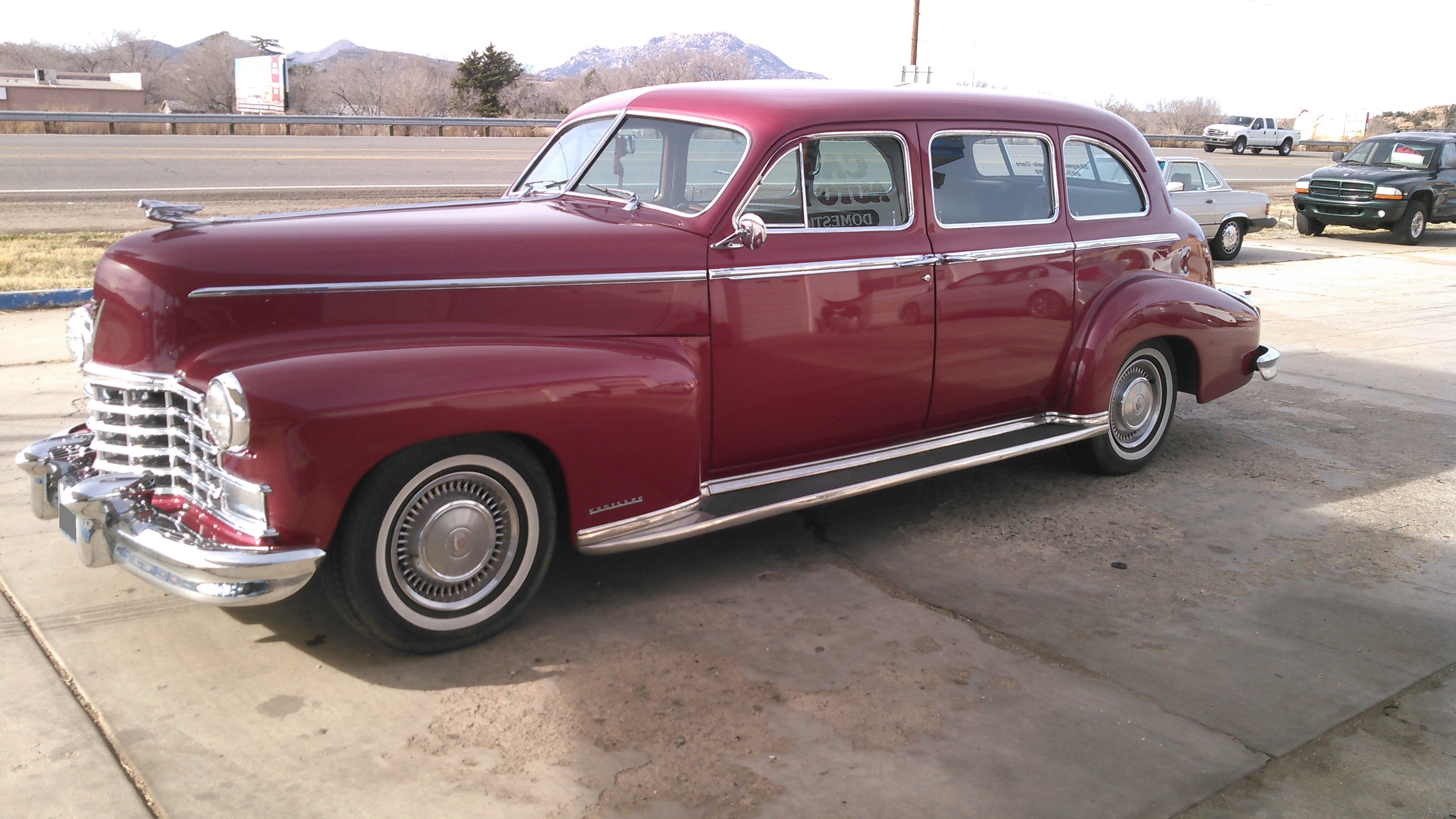 1946 Cadillac Series 75 Custom