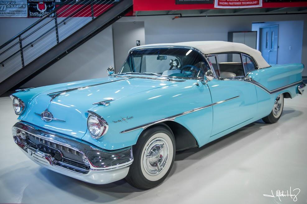 1957 Oldsmobile 98 Star Fire J2