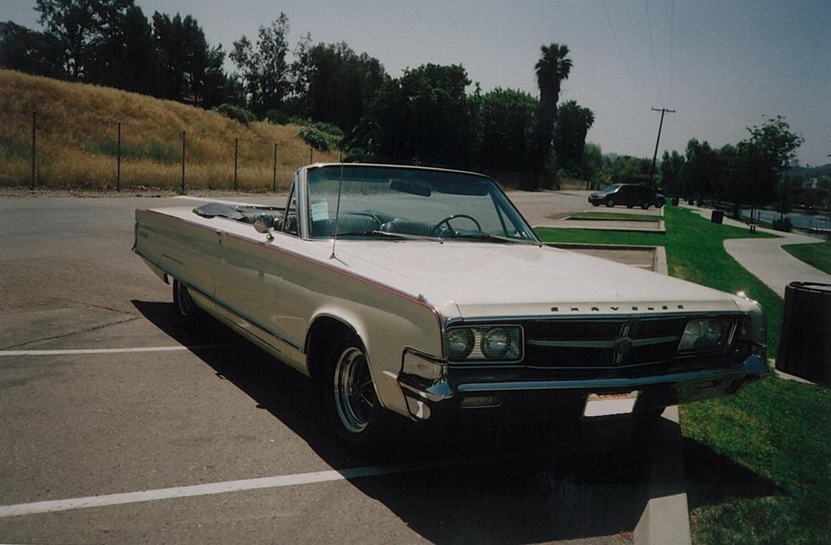 1965 Chrysler 300 L