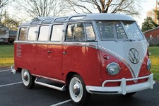 1960 Volkswagen 23 Window Samba