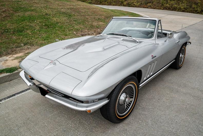 1965 Chevrolet Corvette 396/425