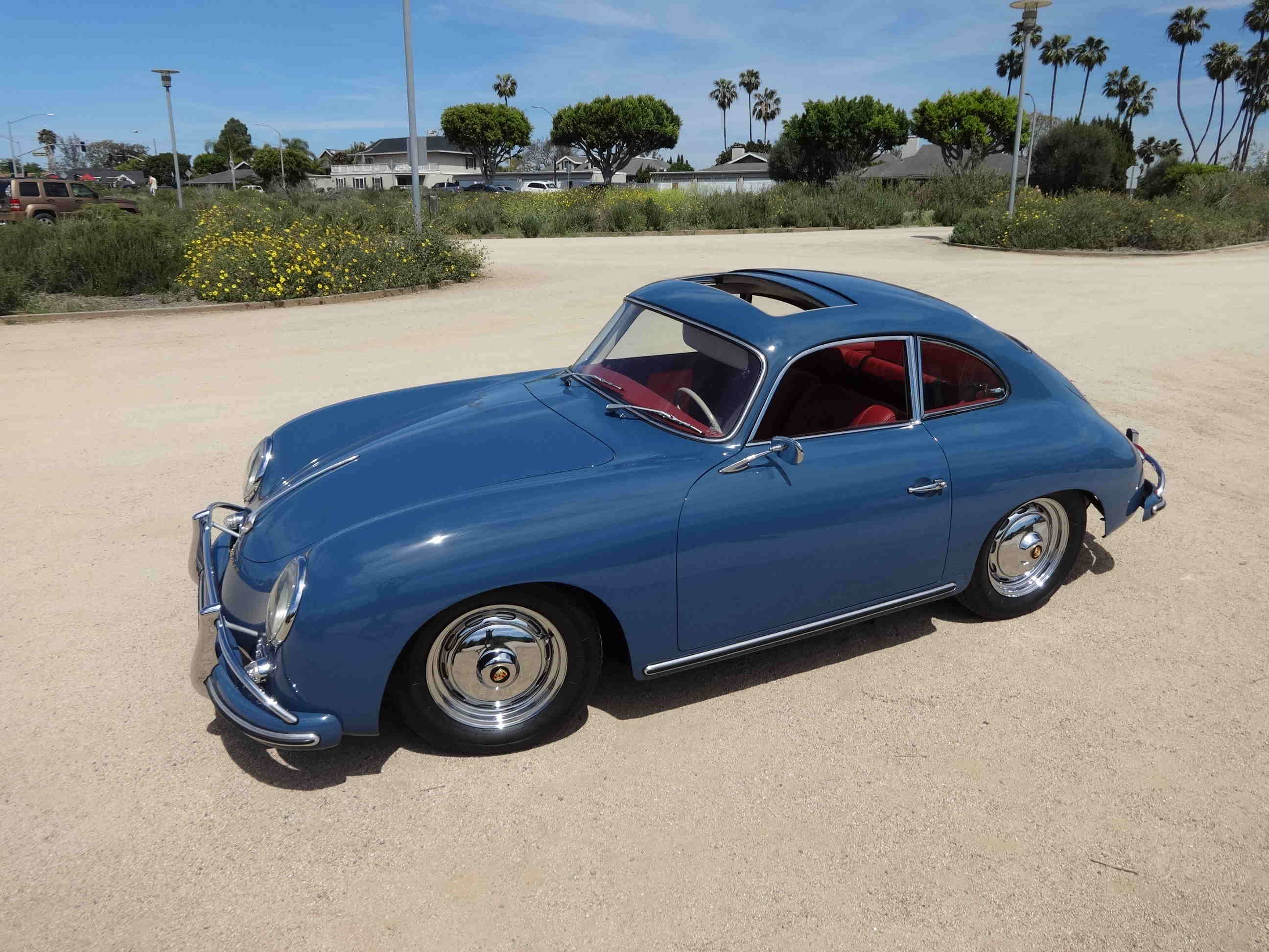 1959 Porsche 356 A T-2 Sunroof