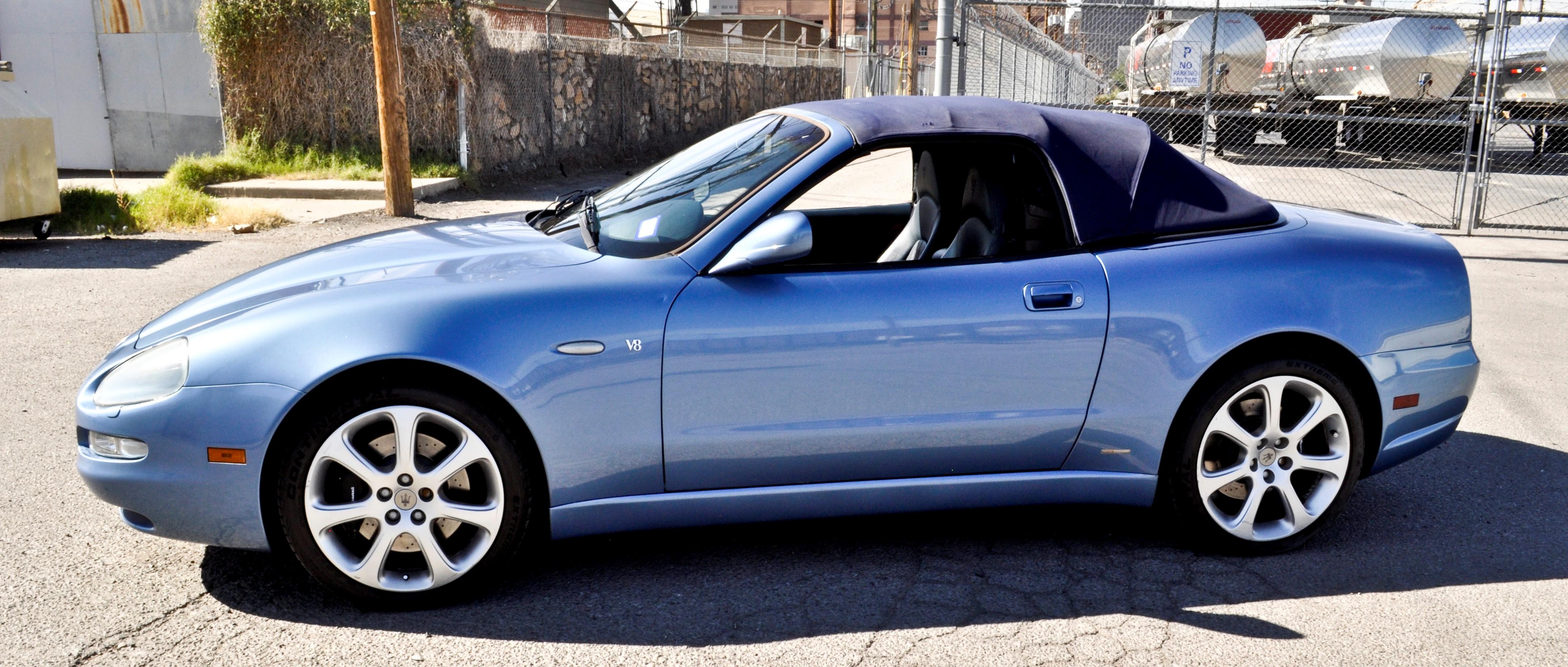 2003 Maserati S38