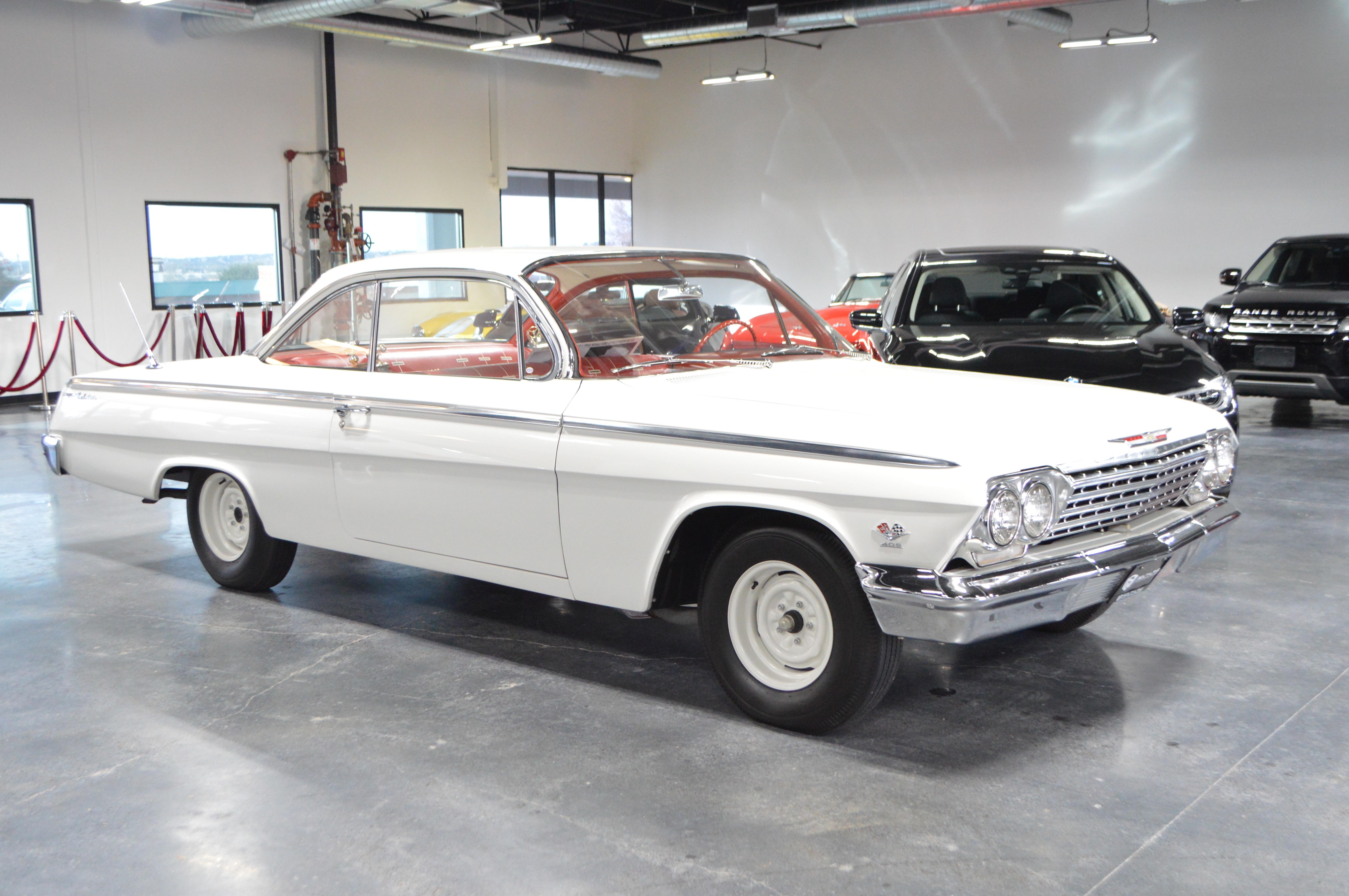 1962 Chevrolet Bel Air Sport 409