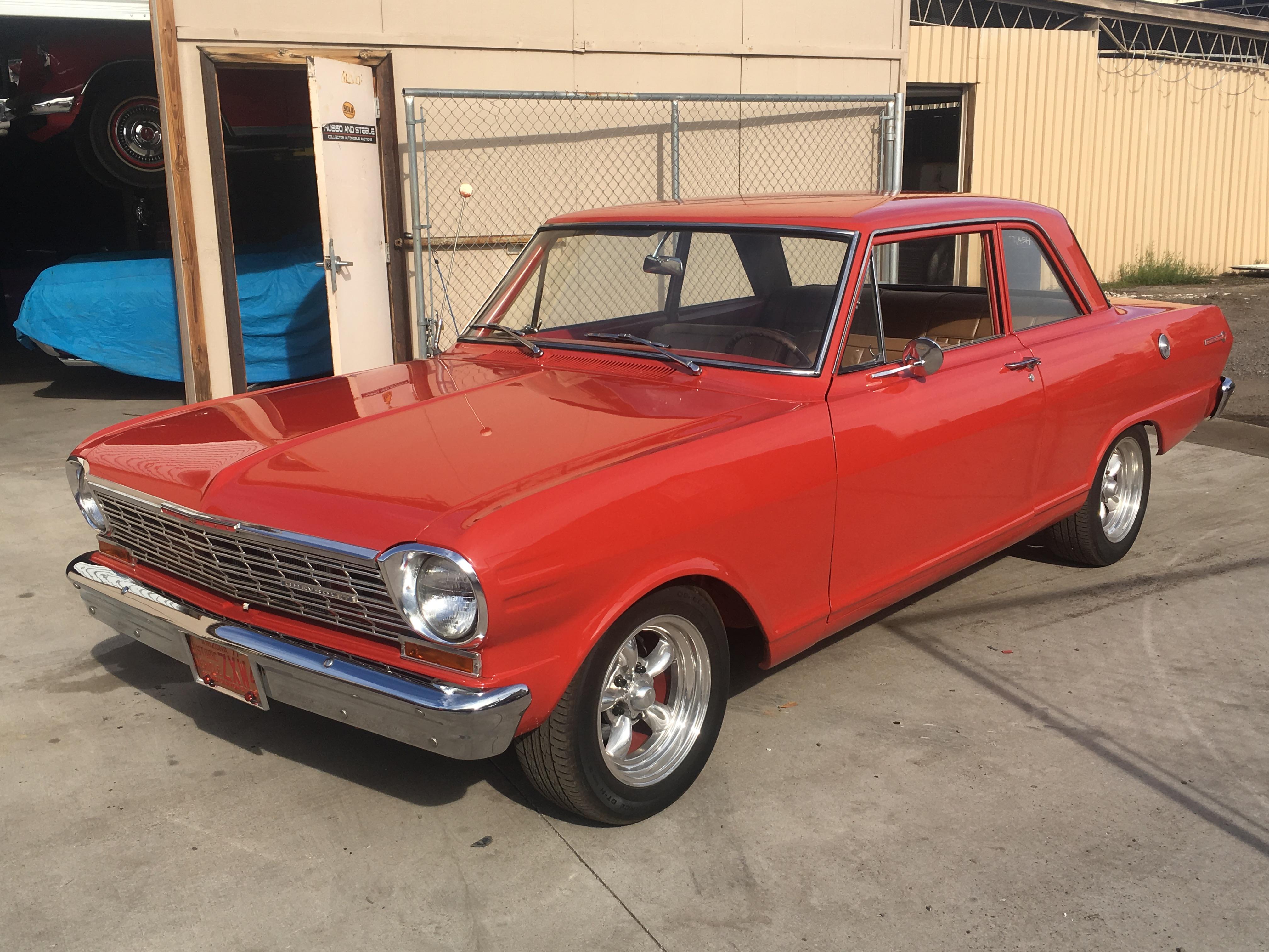 1964 Chevrolet Nova Resto Mod