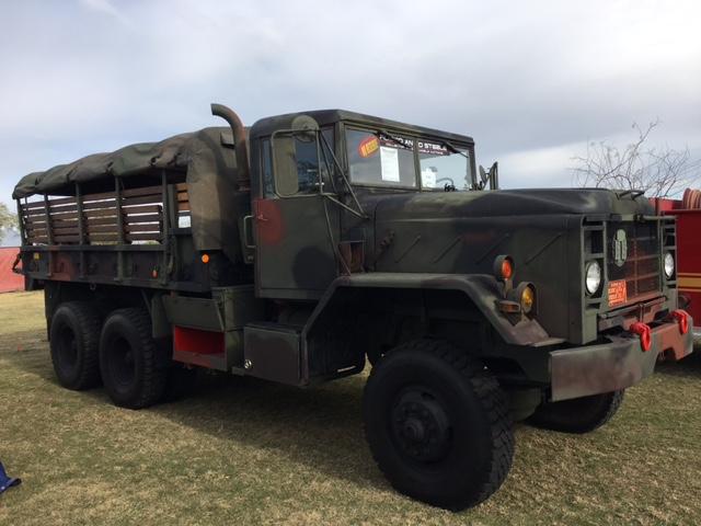 1984 AM General M923 Cargo Truck