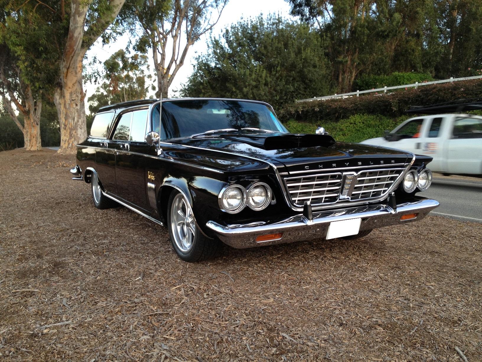 1963 Chrysler New Yorker Resto Mod