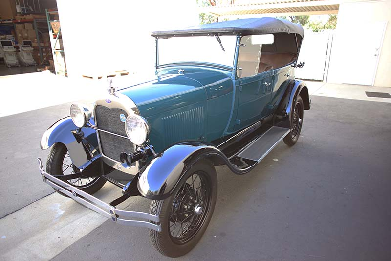 1929 Ford Model A Touring