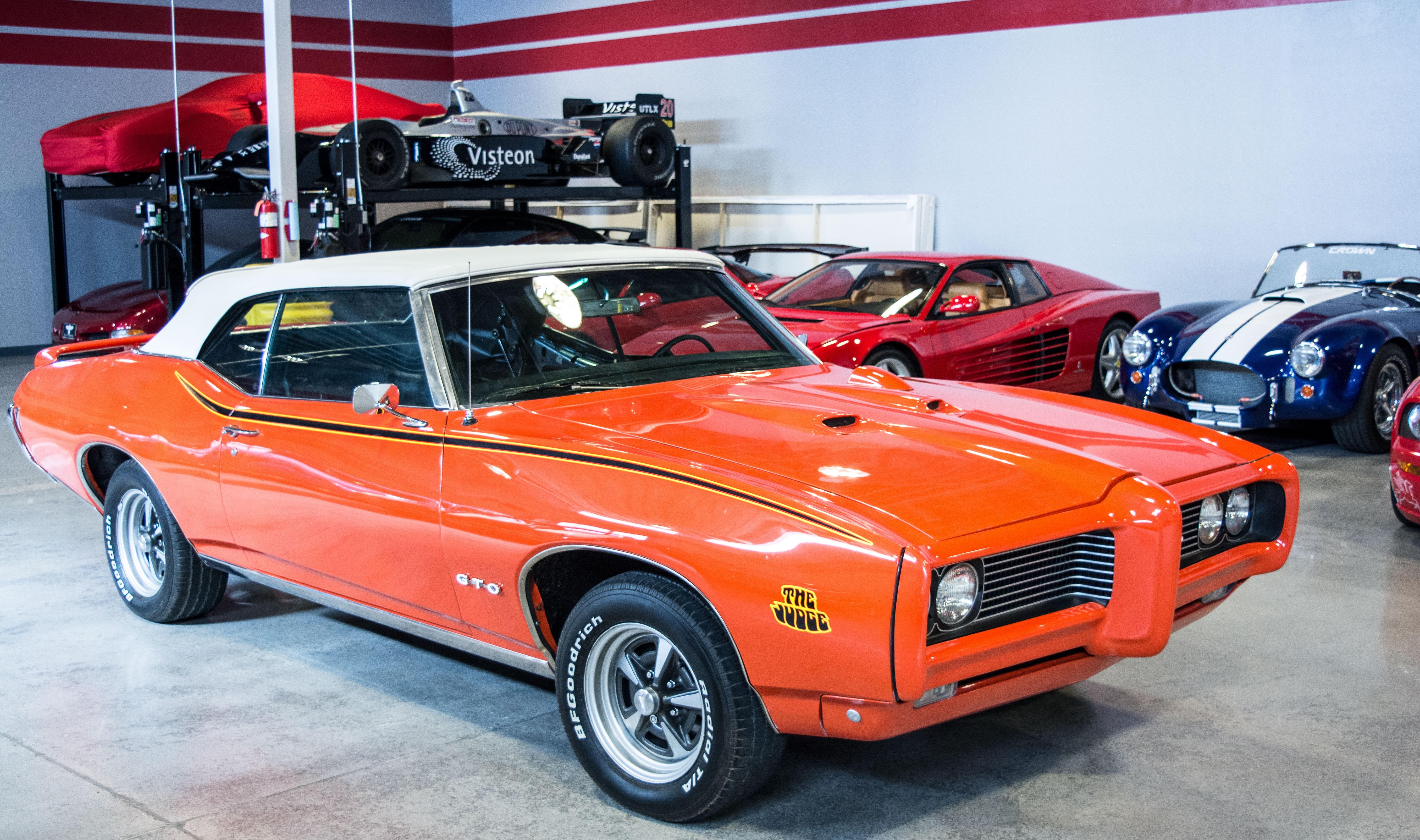 1969 Pontiac Lemans GTO Clone