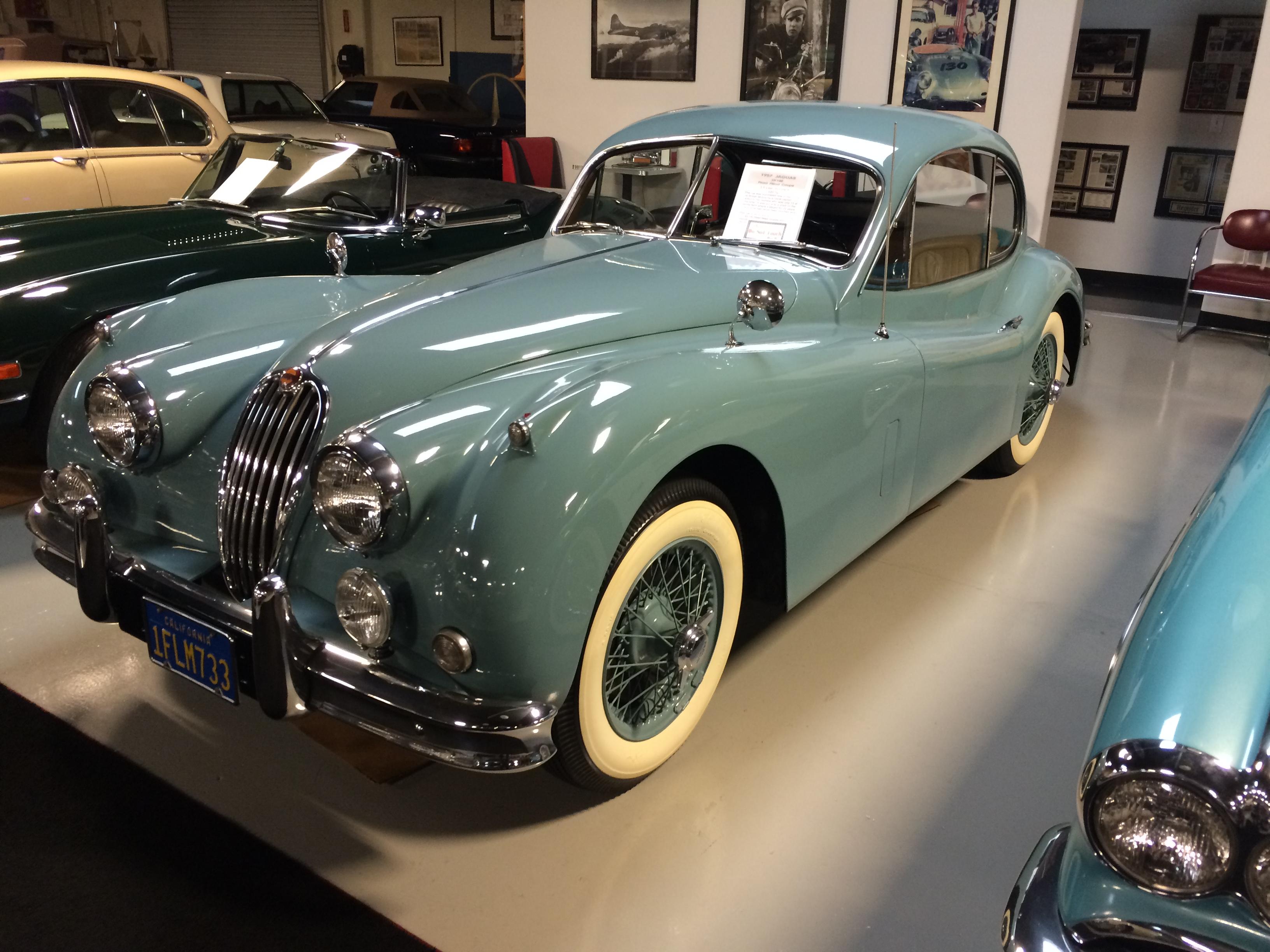 1957 Jaguar 140