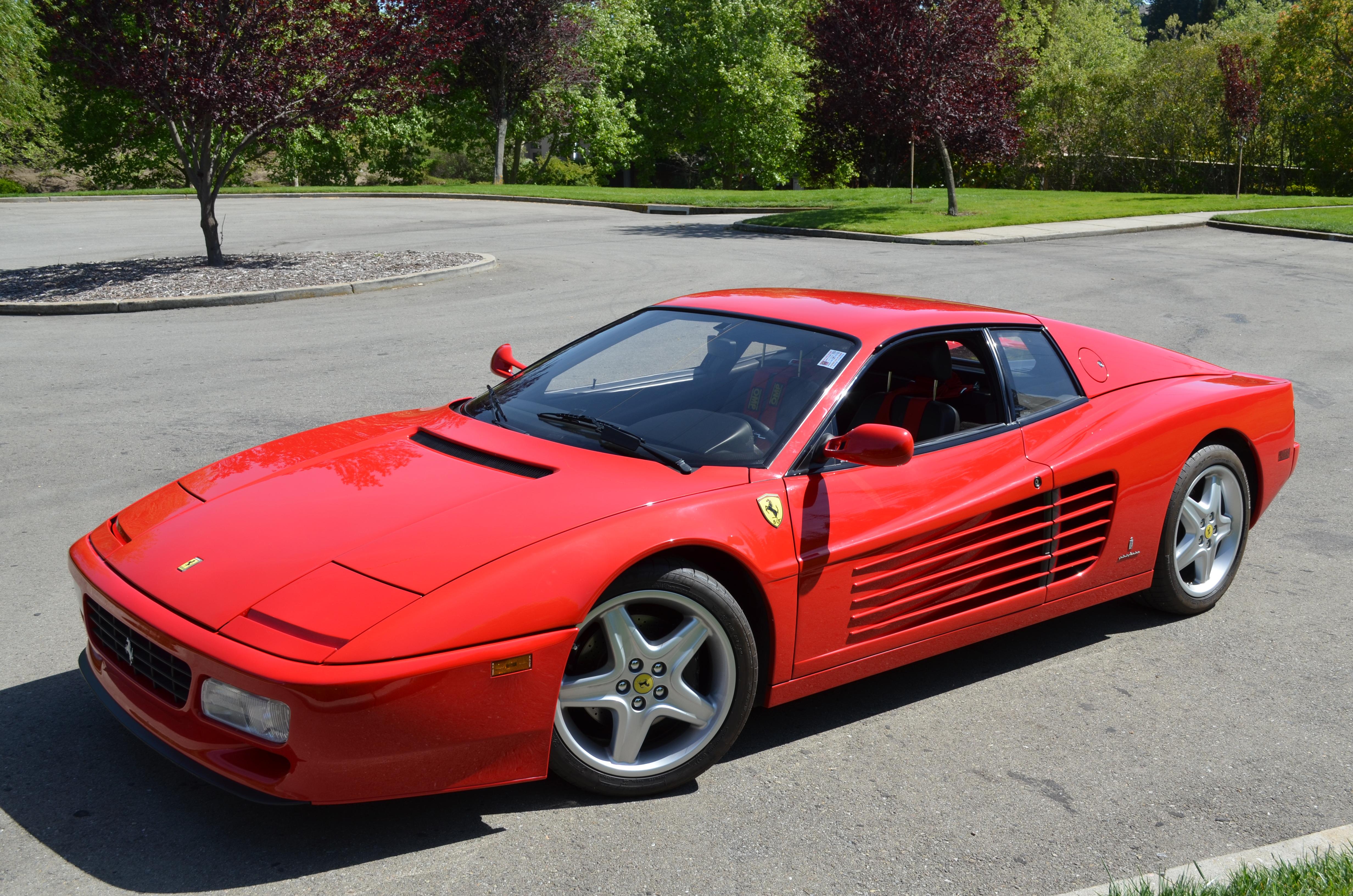 1992 Ferrari 512 TR Prototype
