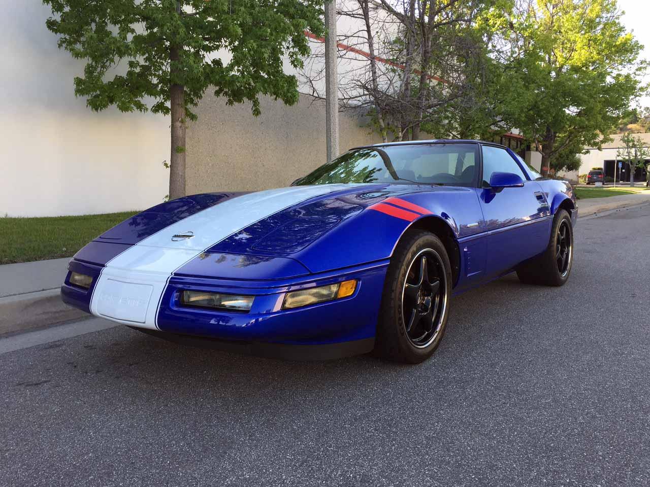 1996 Chevrolet Corvette Grand Sport Z51