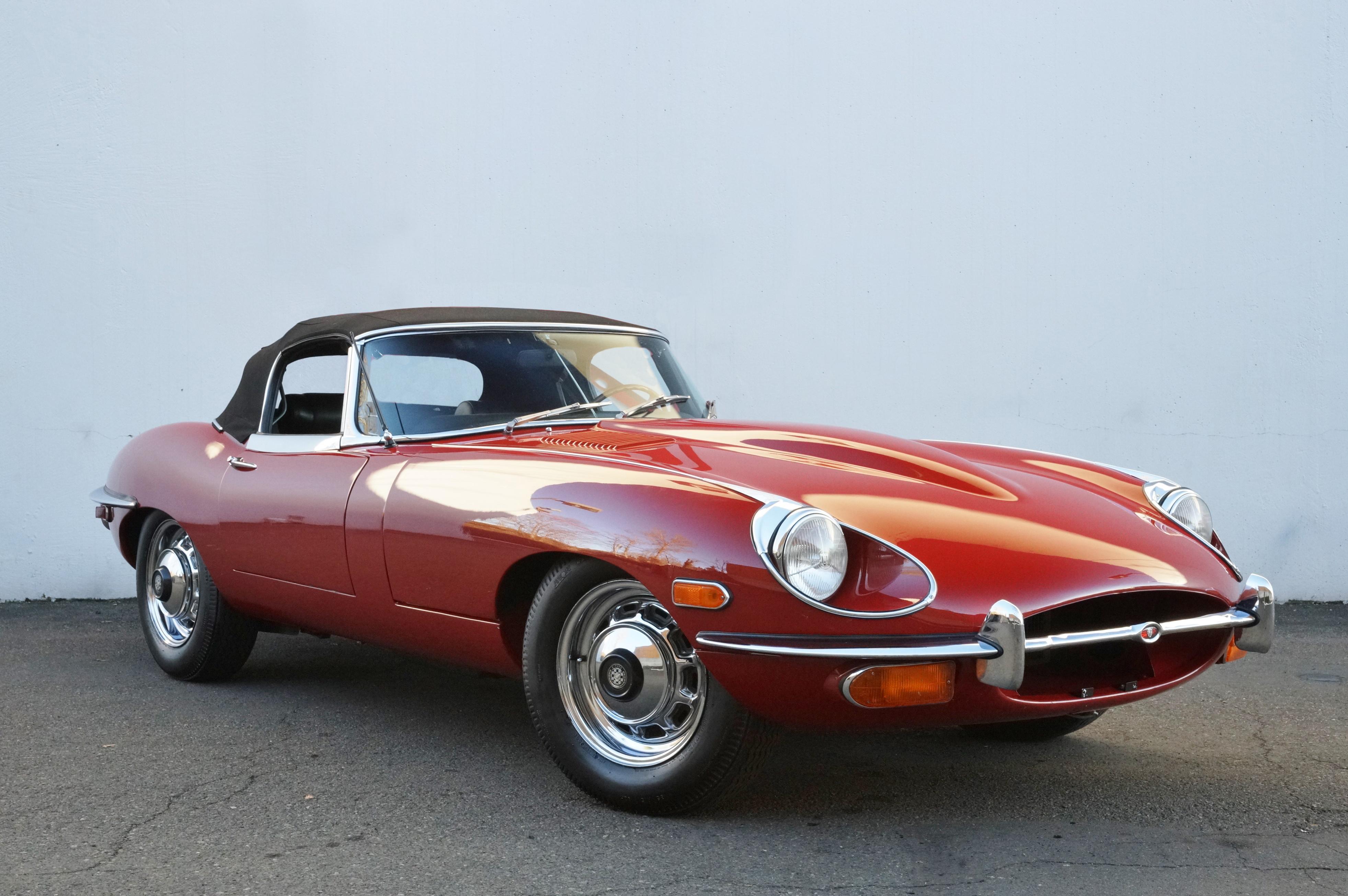 1969 Jaguar XKE E-Type SII