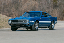 1969 Ford Shelby GT500