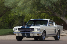1966 Ford GT350 Carryover Car