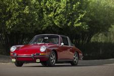 1967 Porsche 911 S Soft Window