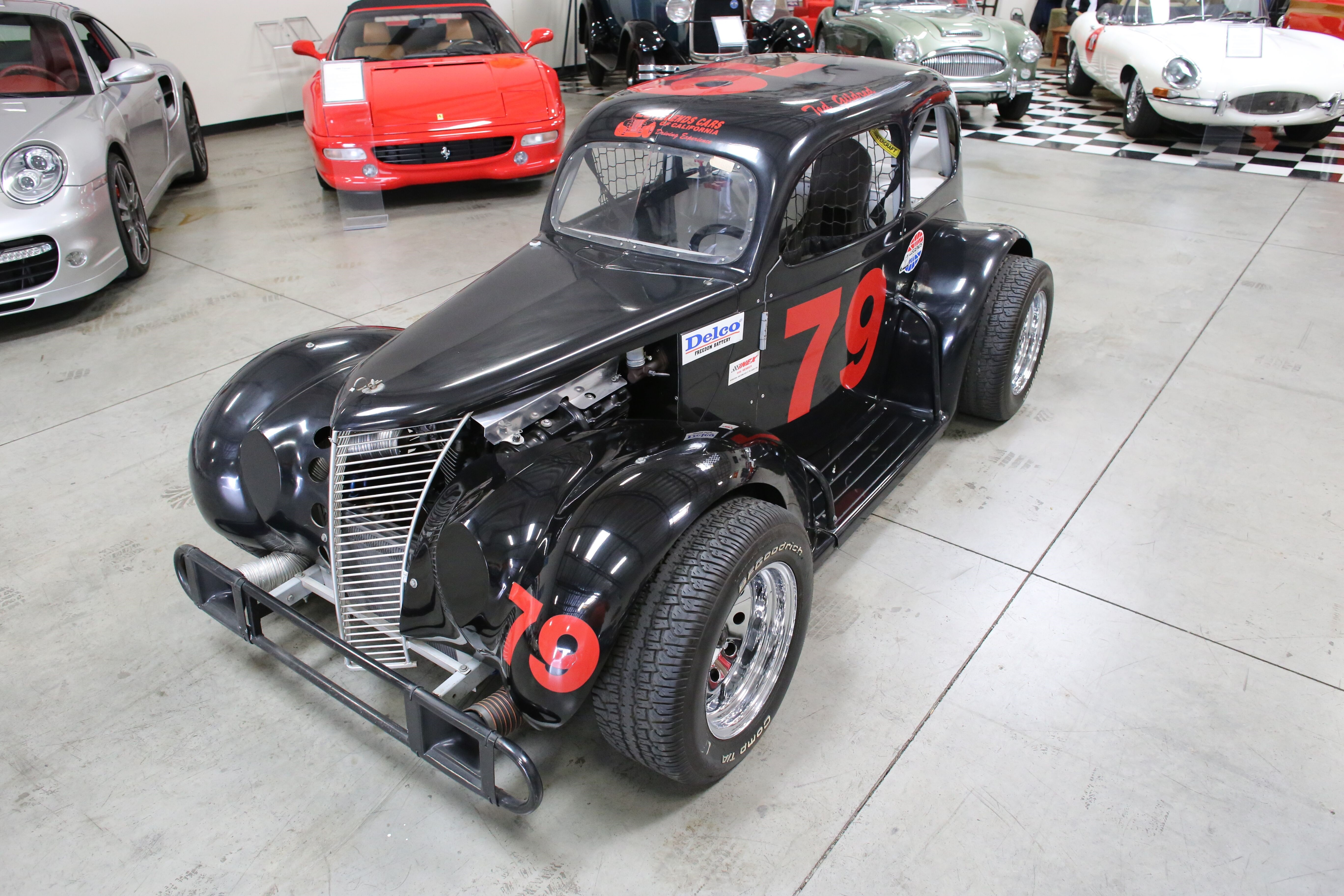 1937 Ford Legend Race Car