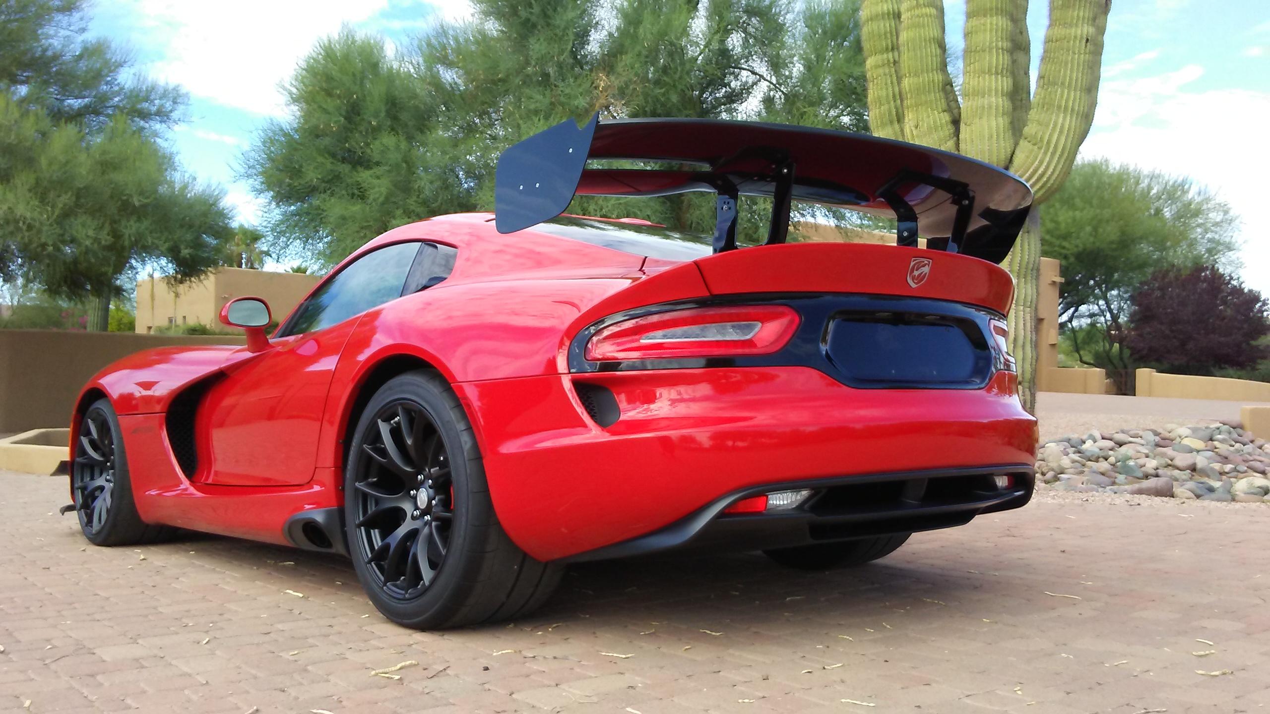 2017 Dodge Viper GTC / ACR