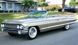1961 Cadillac Deville Eldorado Biarritz