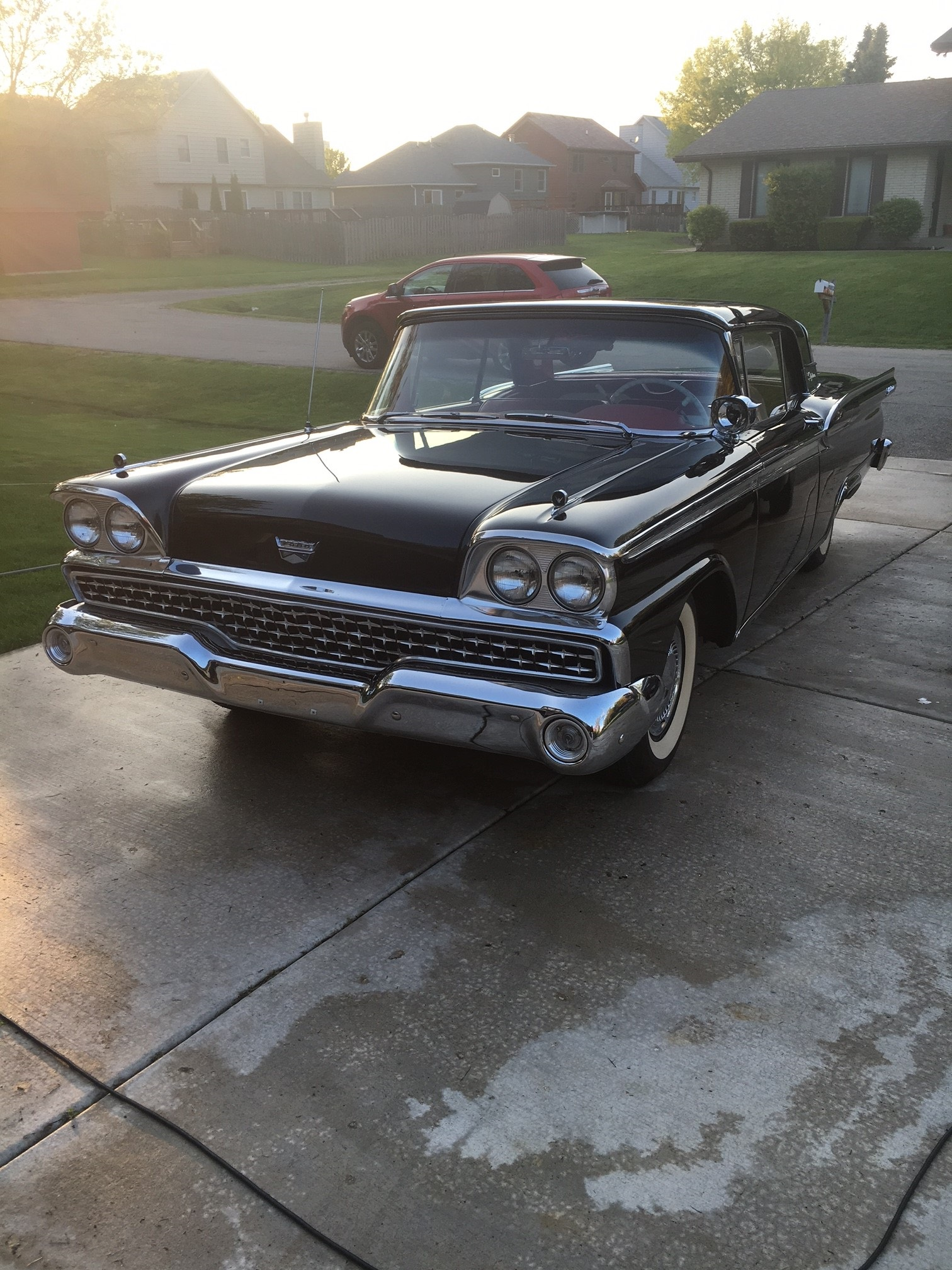 1959 Ford Galaxie Skyliner Retract Hard