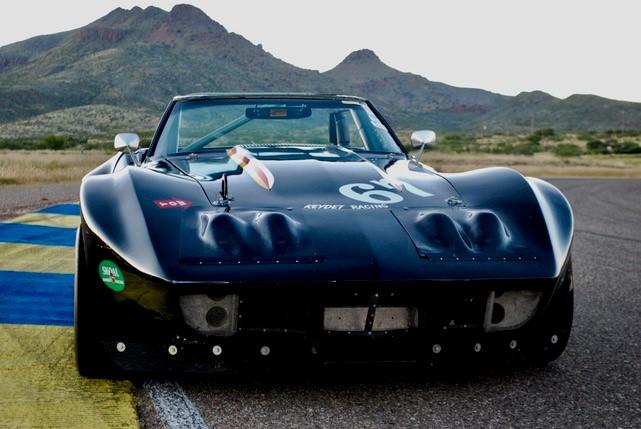 1969 Corvette Race Car