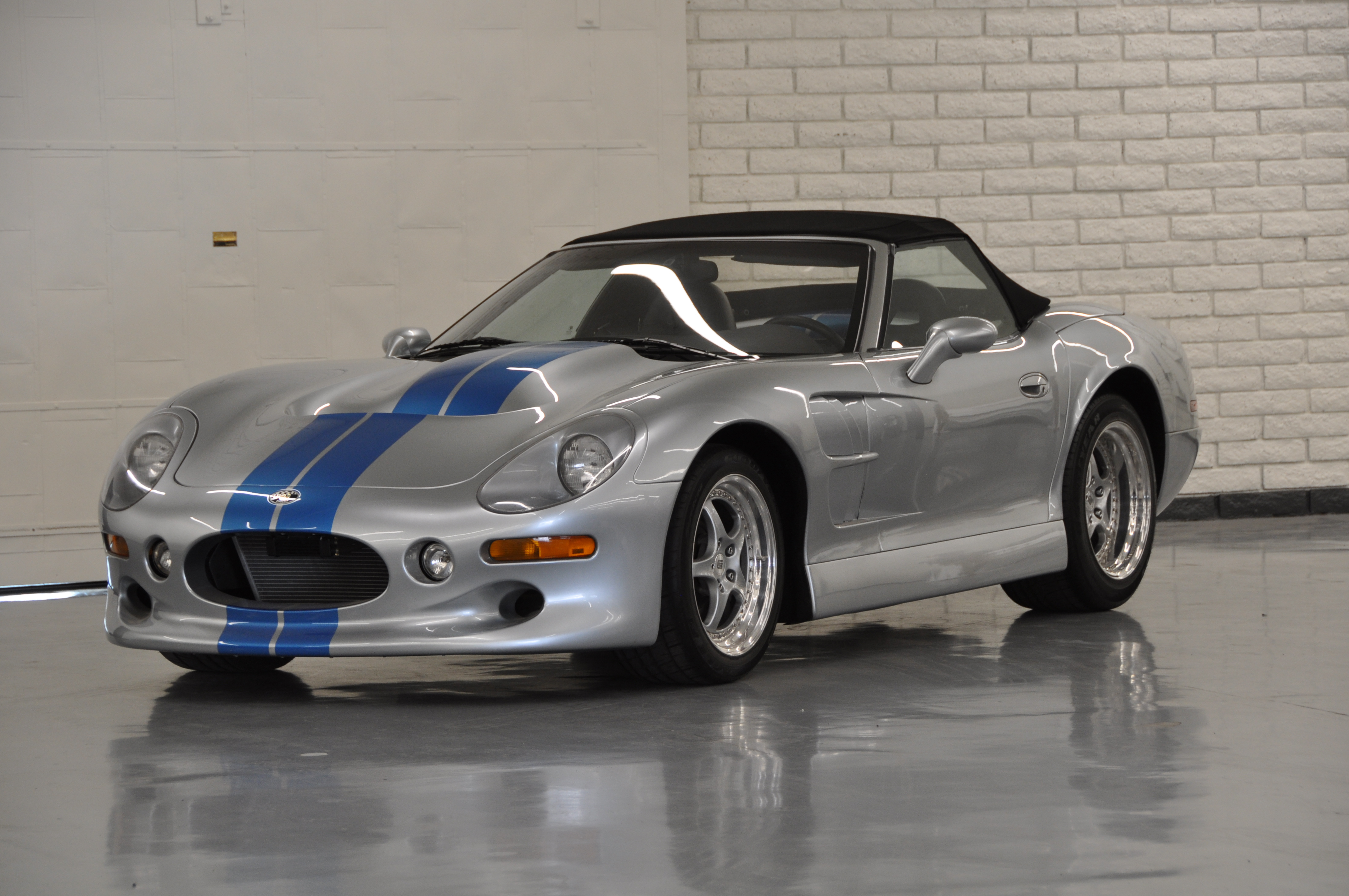 1999 Shelby Series 1  90 miles from new