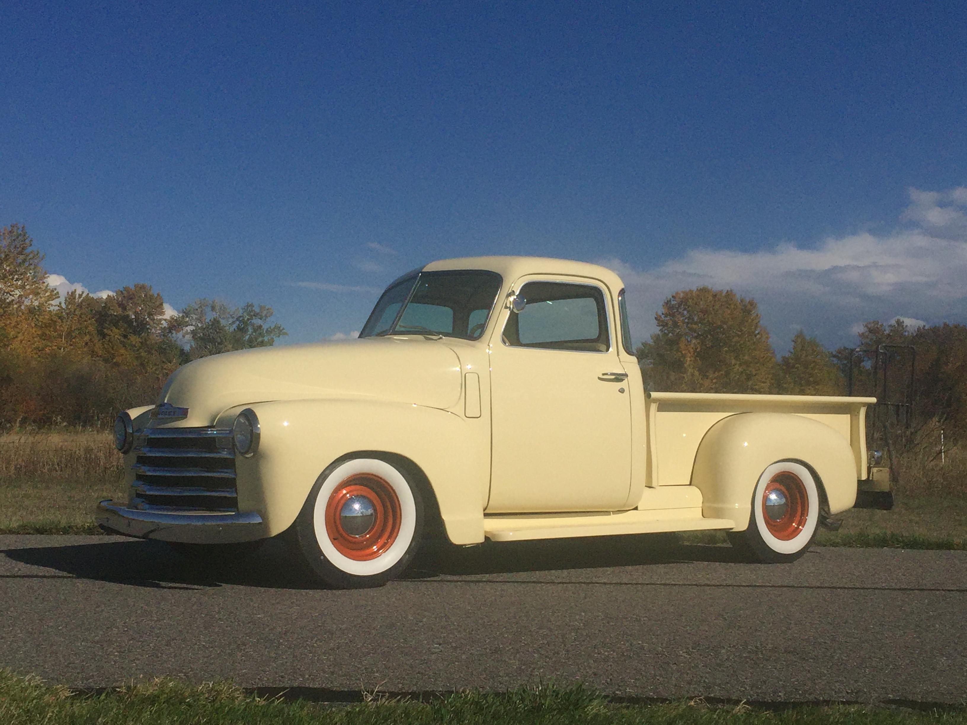 1948 Chevrolet Custom Pick up