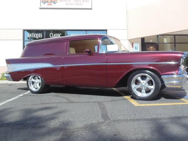 1957 Chevrolet Custom Delivery