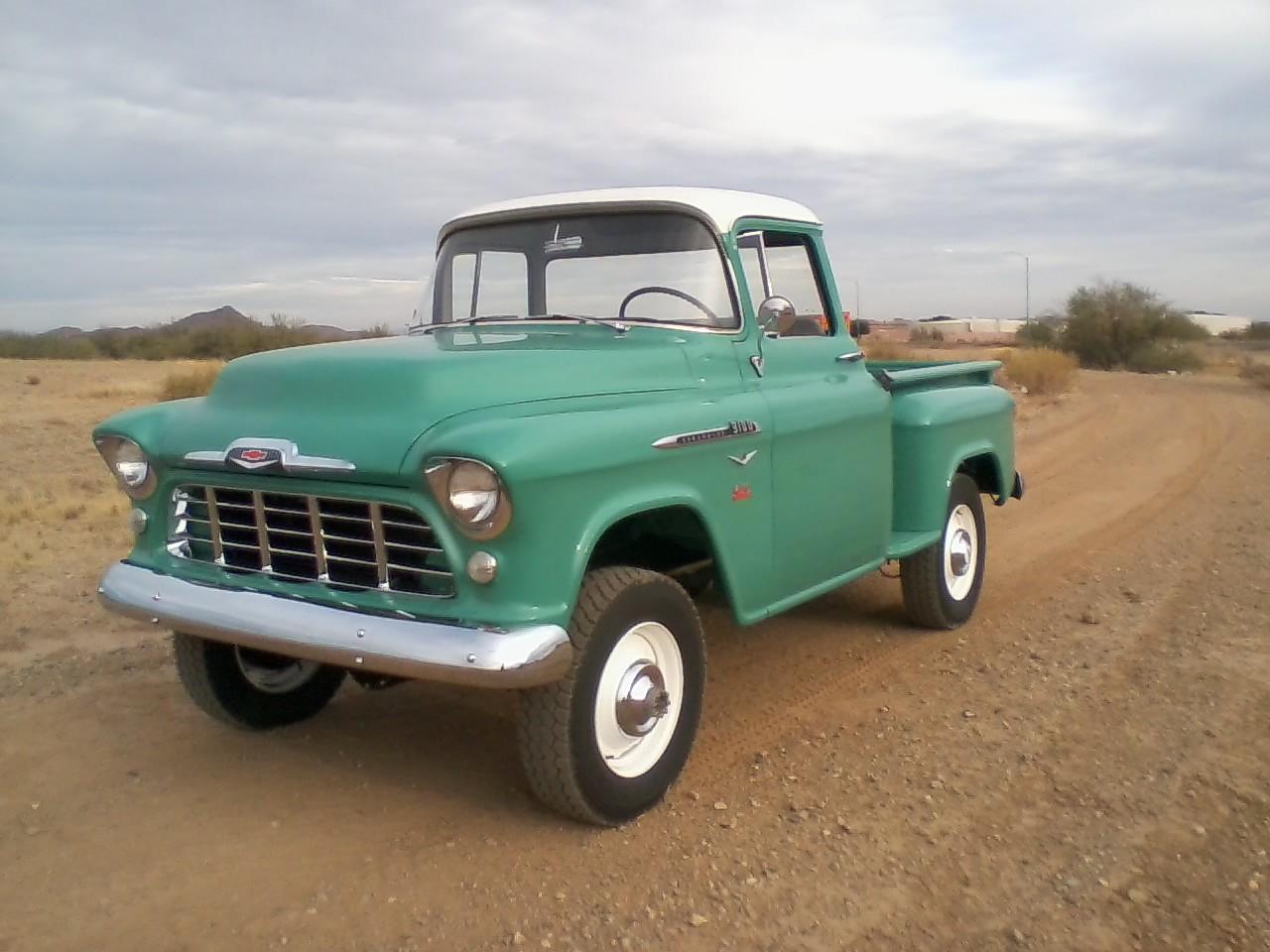 1956 Chevrolet Napco