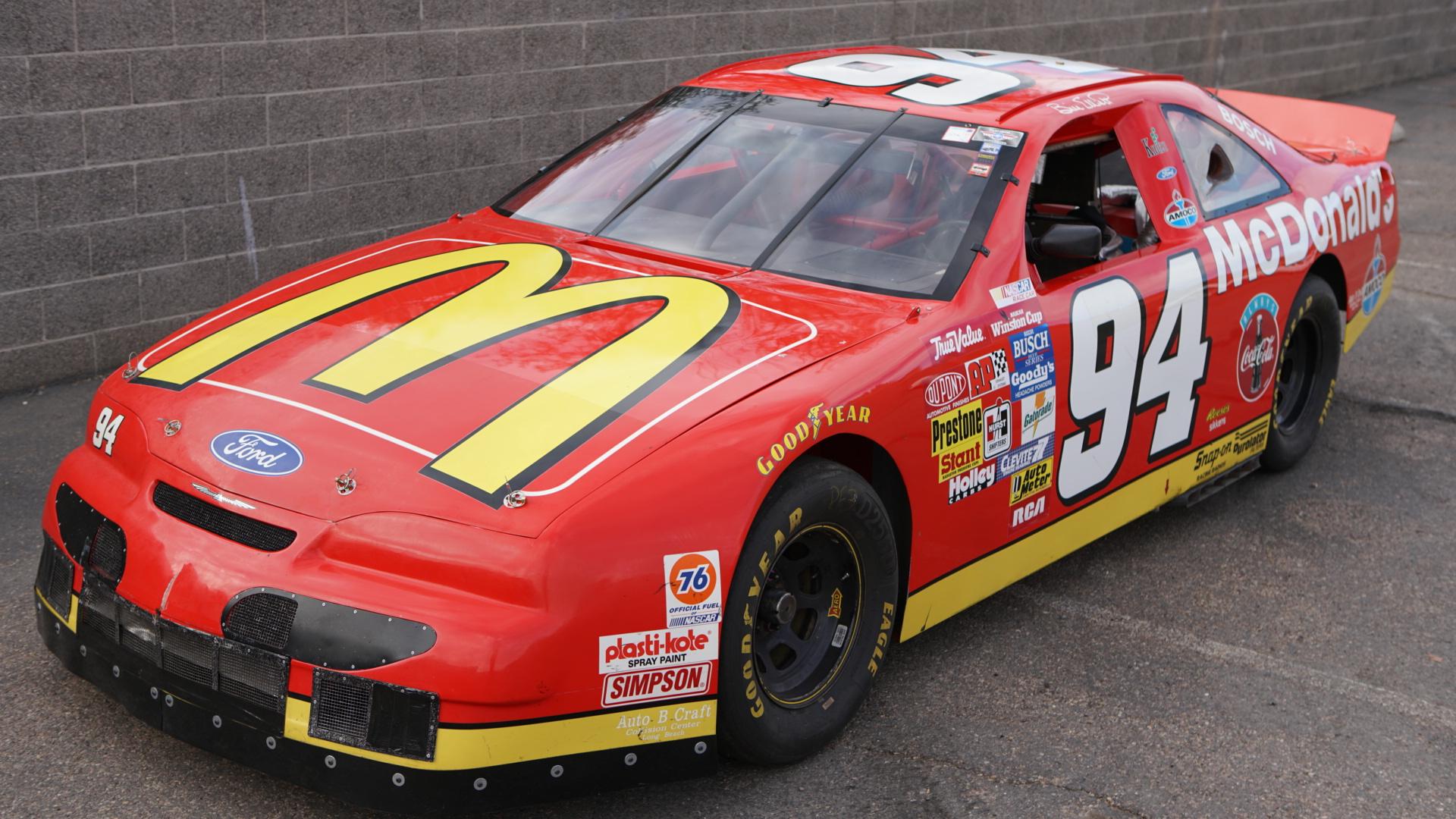 1994 Ford NASCAR # 94 Bill Elliott McDonalds