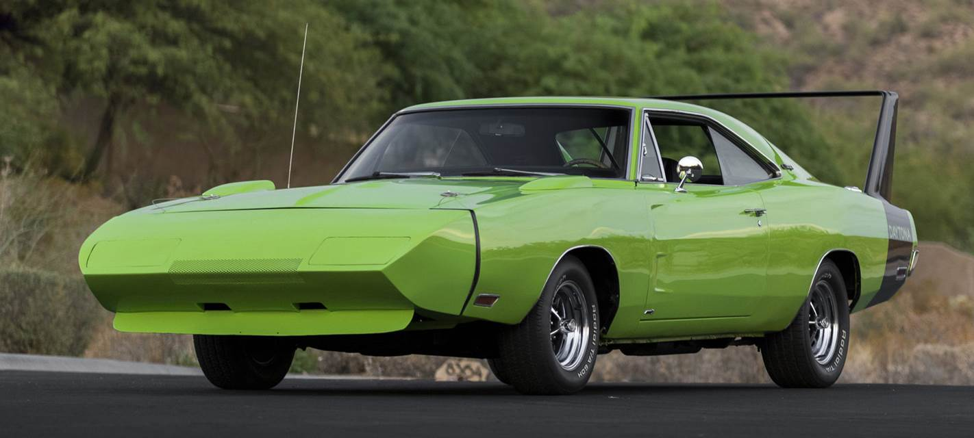 1969 Dodge Charger RT Daytona Tribute