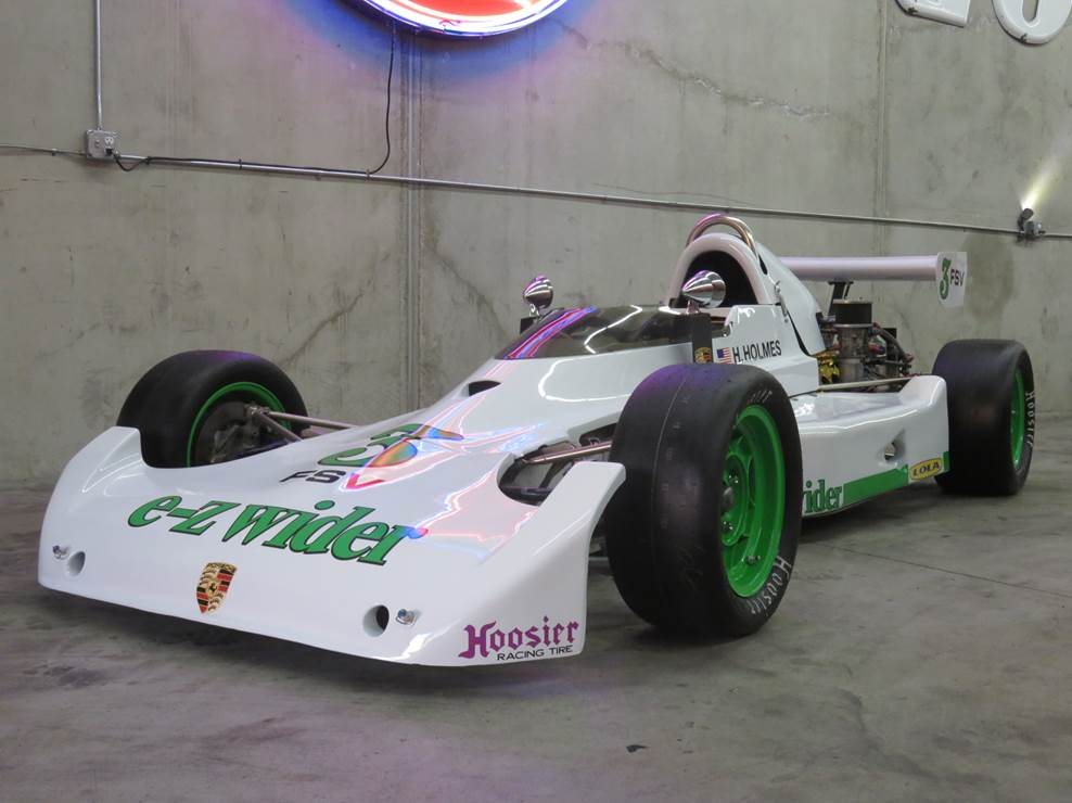 1974 LOLA CHASSIS 54 Type - 324 -