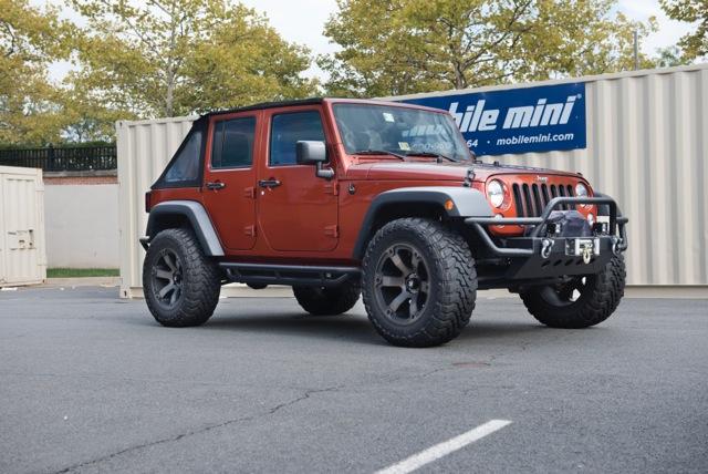 2014 Jeep Wrangler Custom