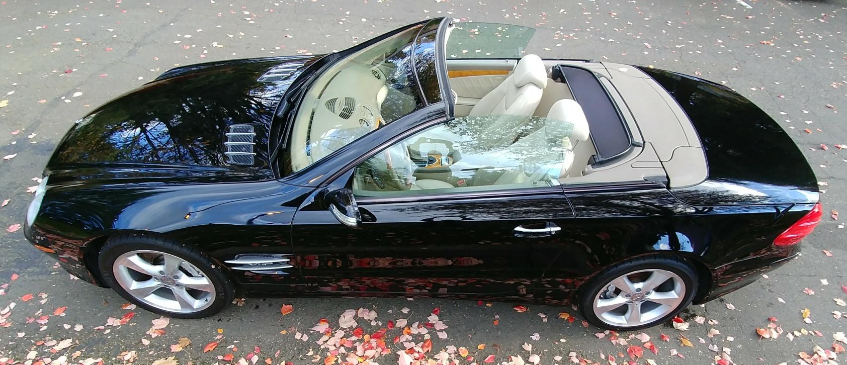 2004 Mercedes Benz SL600 V12 Twin Turbo