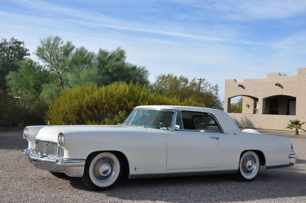 1956 Lincoln Mark II Continental