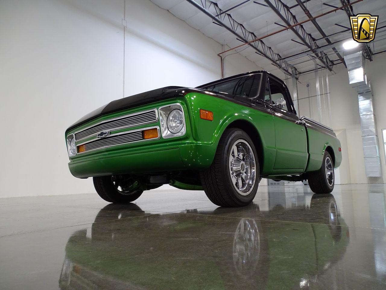 1968 Chevrolet Custom